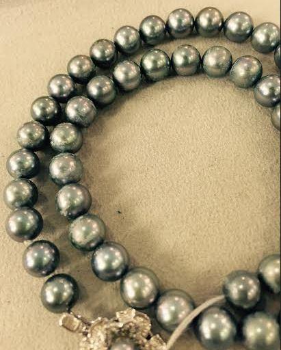 つなぎ直しでお預かりの真珠が・・・