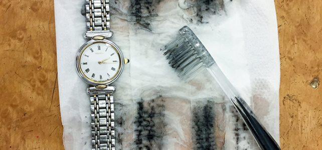 あなたの腕時計のベルトをよくご覧ください。
