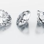 レオナール・フジタ「絵の具の中のダイヤモンド」